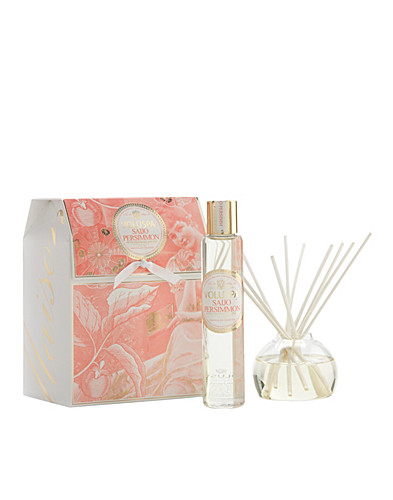 BEAUTY @ HOME - VOLUSPA / SAIJO PERSIMMON FRAGRANCE DIFFUSER - NELLY.COM