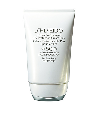 SUN CARE & TANNING - SHISEIDO / URBAN ENVIRONMENT UV PROTECTIVE CREAM SPF 50 - NELLY.COM