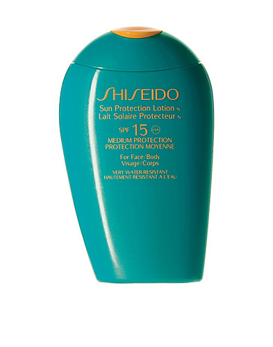 AURINKOTUOTTEET - SHISEIDO / SUN PROTECTION LOTION N SPF 15 (UVA) - NELLY.COM