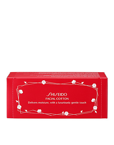 STYLING TOOLS & ACCESSORIES - SHISEIDO / FACIAL COTTON - NELLY.COM