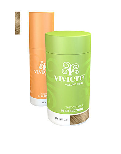 HÅRVÅRD - VIVIERE / HAIRFILLER HAIR FIBERS + BOOSTING SPRAY - NELLY.COM