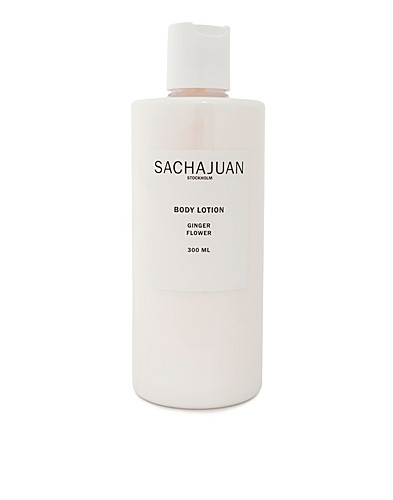 KROPPSVÅRD - SACHAJUAN / GINGER FLOWER BODY LOTION - NELLY.COM