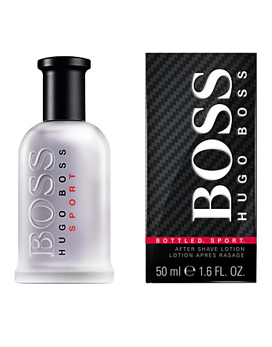 PARFUM - BOSS BY HUGO BOSS PERFUME / BOSS BOTTLED SPORT AFTER SHAVE - NELLY.DE