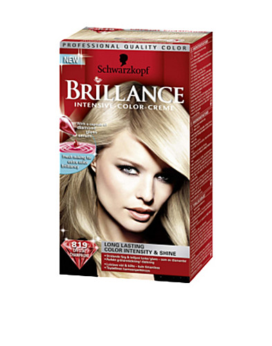 HAIR COLOUR - SCHWARZKOPF / BRILLANCE - NELLY.COM