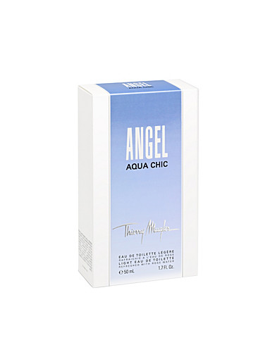 DÜFTE - THIERRY MUGLER / ANGEL AQUA CHIC EDT 50ML - NELLY.DE