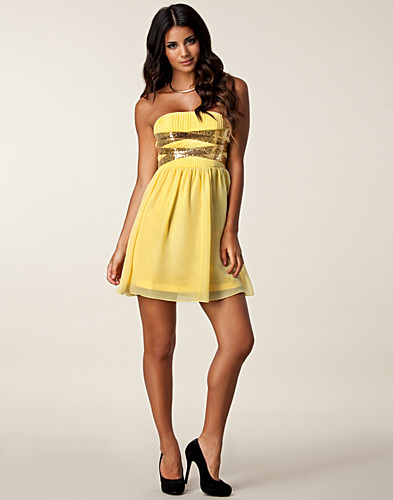 PARTY DRESSES - DRY LAKE / AMBER DRESS - NELLY.COM