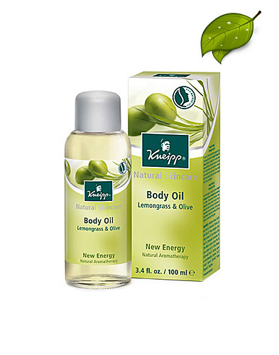 BODY CARE - KNEIPP / LEMONGRASS-OLIVE SKIN OIL - NELLY.COM