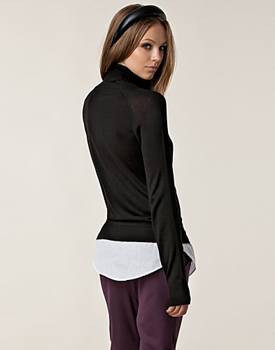 TRÖJOR - 5 INCH AND UP FOR NELLY / LEXI TURTLENECK - NELLY.COM