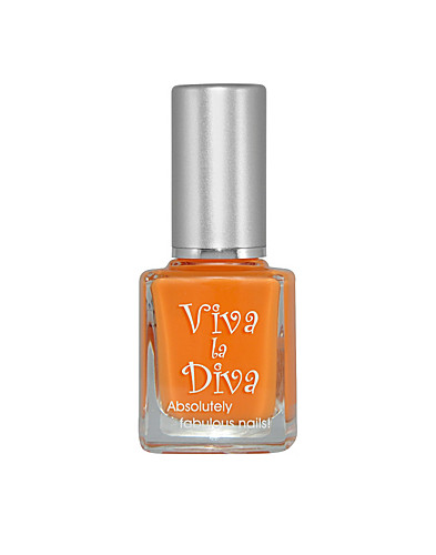 NAIL POLISH - VIVA LA DIVA / FRESH ORANGE 136 - NELLY.COM