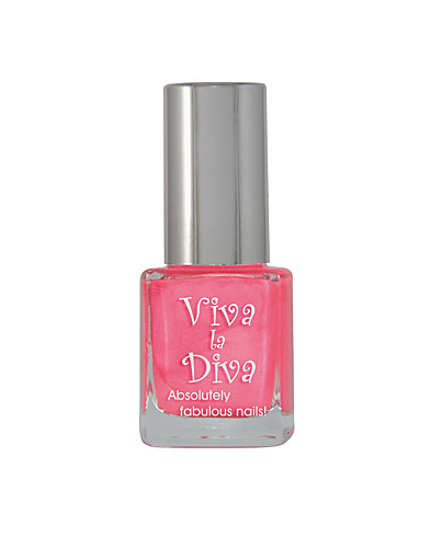 NAIL POLISH - VIVA LA DIVA / MINI NAILPOLISH CRISPY PINK NO 38 - NELLY.COM