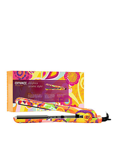 STYLING TOOLS & ACCESSORIES - AMIKA / OBLIPHICA CERAMIC STYLER - NELLY.COM