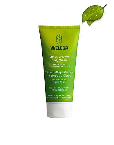 KROPPSPLEIE - WELEDA / CITRUS CREAMY BODY WASH - NELLY.COM