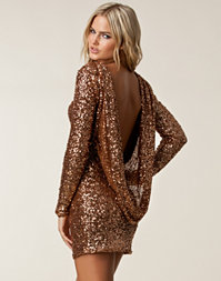Rebecca Stella For Nelly - Glitter Dress