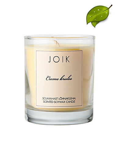 BEAUTY @ HOME - JOIK / CREME BRULEE SOYWAX CANDLE - NELLY.COM