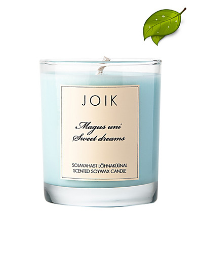BEAUTY @ HOME - JOIK / SWEET DREAMS SOYWAX CANDLE - NELLY.COM