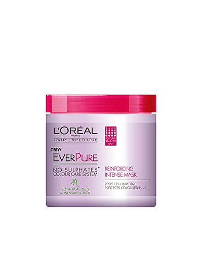 HÅRPLEIE - L'ORÉAL EXPERTISE / EVERPURE COLOUR CARE REINFORCING MASK - NELLY.COM