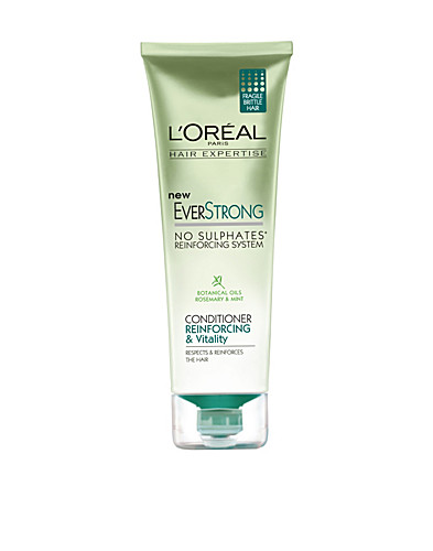 HIUSTENHOITO - L'ORÉAL EXPERTISE / EVERSTRONG REINFORCING & VITALITY CONDITIONER - NELLY.COM