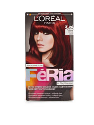 L'Oréal Feria Permanent Hair Color 3,66