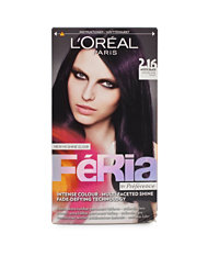 L'Oréal Feria Permanent Hair Color 2,16