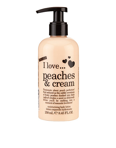 BODY CARE - I LOVE... / PEACHES & CREAM BODY LOTION - NELLY.COM