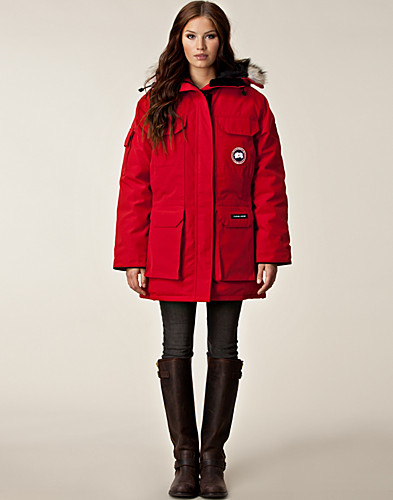 JACKETS AND COATS - CANADA GOOSE / EXPEDITION PARKA - NELLY.COM