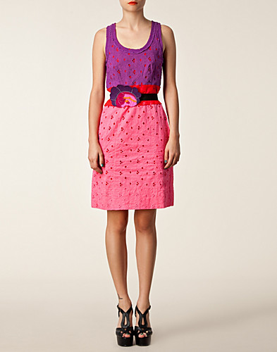 DRESSES - SONIA BY SONIA RYKIEL / BRODEE DRESS - NELLY.COM