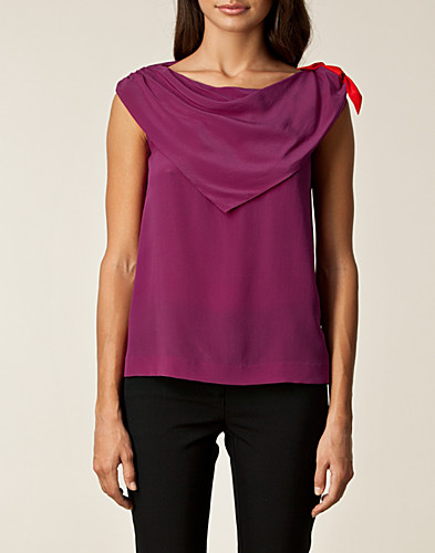 TOPS - SONIA BY SONIA RYKIEL / KERCHIEF TANK - NELLY.COM