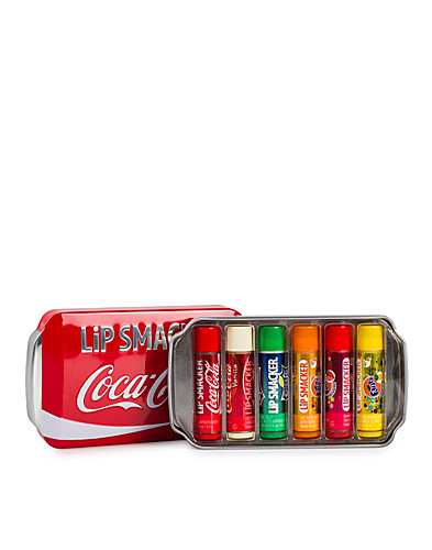 FACIAL CARE - LIP SMACKER COCA COLA / COCA COLA TIN BOX - NELLY.COM