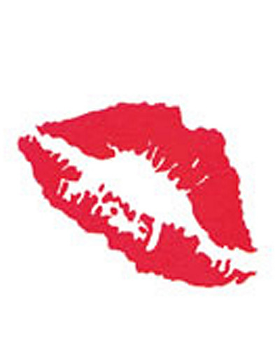 REDSKAP & ACCESSOARER - FAKE TATTOOS / HOT KISS FAKE TATTOO - NELLY.COM