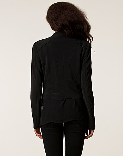 JACKETS AND COATS - VILA / STRINGY LUXE BLAZER - NELLY.COM