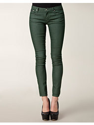 D Brand Color Slim Fit Jeans