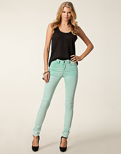 BYXOR & SHORTS - SELECTED FEMME / ANNIE PANT - NELLY.COM