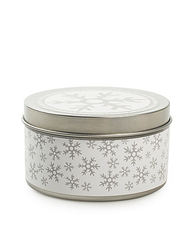 BEAUTY @ HOME - PLUTO / SCENTED CANDLE SNOWFLAKE - NELLY.COM
