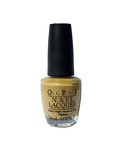 NAIL POLISH - OPI / DON'T TALK BACH TO ME - NELLY.COM