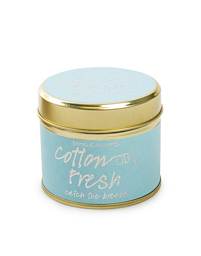 BEAUTY @ HOME - PALMETTEN / COTTON FRESH SCENTED CANDLE - NELLY.COM