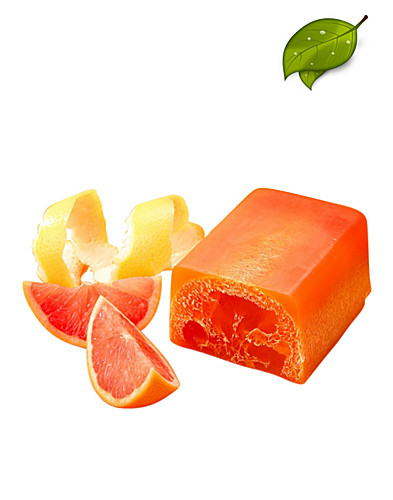 BODY CARE - RAW SENSES / GRAPEFRUIT BAR SOAP - NELLY.COM