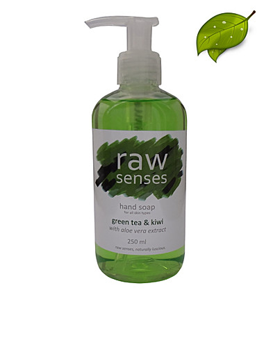 BODY CARE - RAW SENSES / GREEN TEA AND KIWI HAND SOAP - NELLY.COM