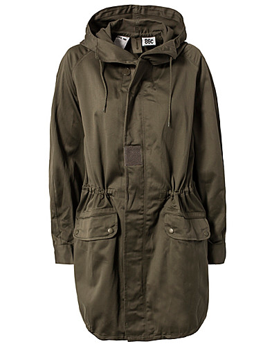 JACKETS AND COATS - NLY / FRENCH ARMY PARKAS - NELLY.COM