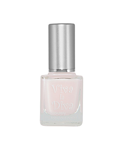 NAIL POLISH - VIVA LA DIVA / NAIL POLISH LIGHT WHITE 140 - NELLY.COM