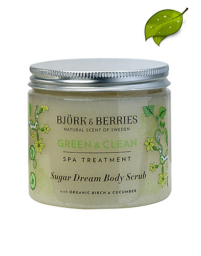 BODY CARE - BJÖRK & BERRIES / SUGER DREAM GREEN&CLEAN BODY SCRUB - NELLY.COM