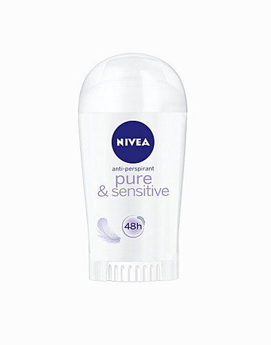KROPPSVÅRD - NIVEA / PURE & SENSITIVE STICK - NELLY.COM