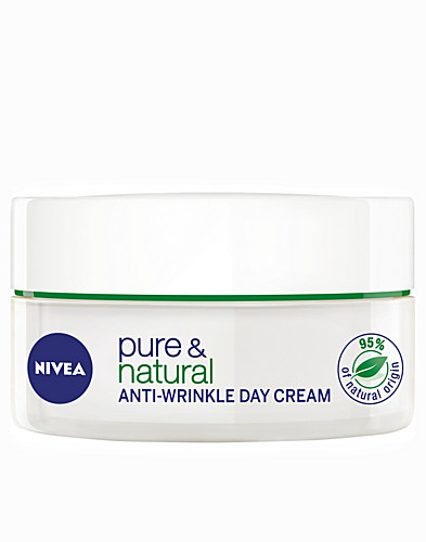 FACIAL CARE - NIVEA / PURE & NATURAL ANTI-WRINKLE DAY CARE - NELLY.COM