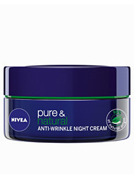 Nivea Pure & Natural Anti-Wrinkle Night Care