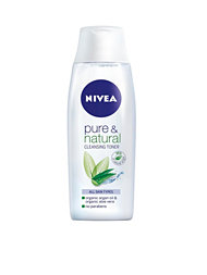 Nivea Pure & Natural Cleansing Toner