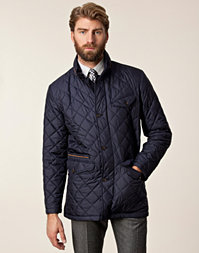 Quilted Walking Jacket