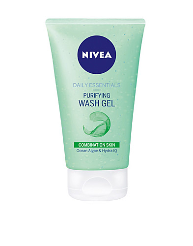 FACIAL CARE - NIVEA / PURIFYING WASH GEL - NELLY.COM