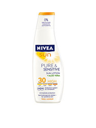 Nivea Pure & Sensitive Lotion SPF30