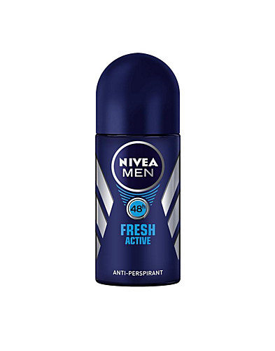 BODY CARE - NIVEA FOR MEN / ROLL-ON FOR MEN FRESH ACTIVE - NELLY.COM