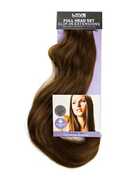 Love Hair Thermofibre Hair Full Head Set