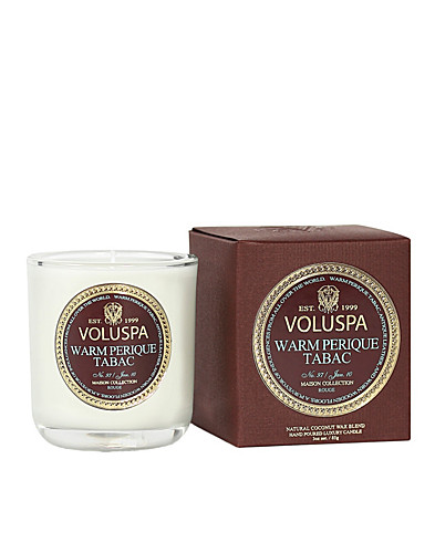 BEAUTY @ HOME - VOLUSPA / WARM PERIQUE TABAC CLASSIC - NELLY.COM